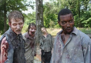 The Walking Dead - Season 2, Episode 1 - Photo Credit: Greg Nicotero/AMC - hills_amc
